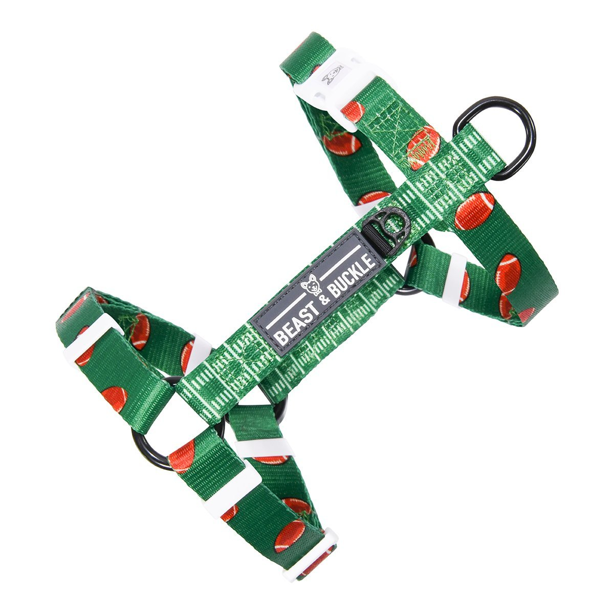 Football Strap Harness - Beast & Buckle
