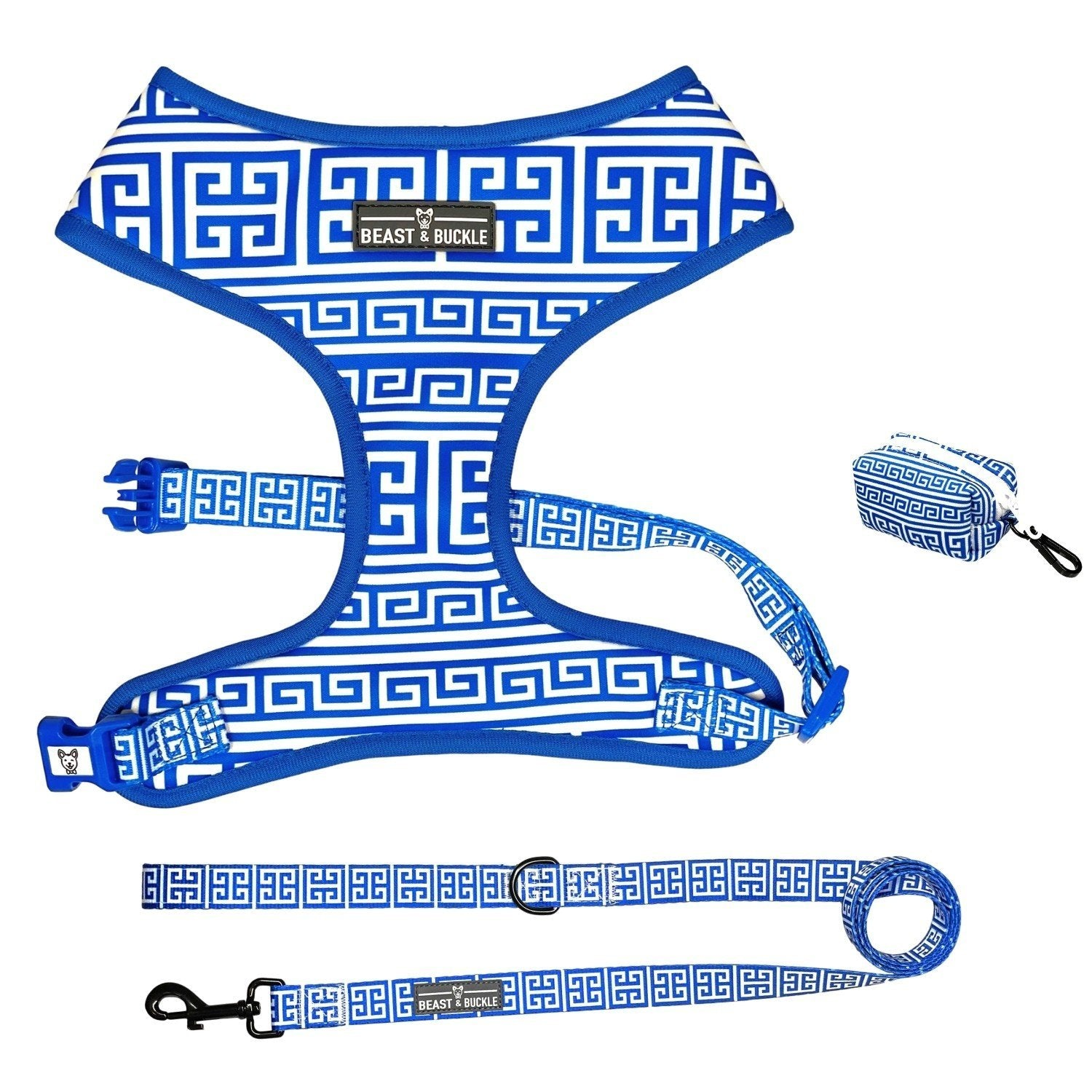 Greek Key Walking Bundle - Beast & Buckle
