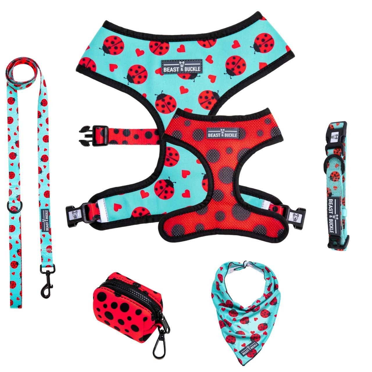 Ladybug Collection Bundle - Beast & Buckle