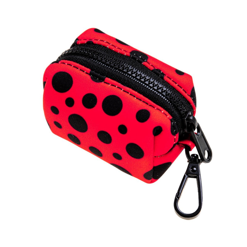 Ladybug Poop Bag Holder - Beast & Buckle