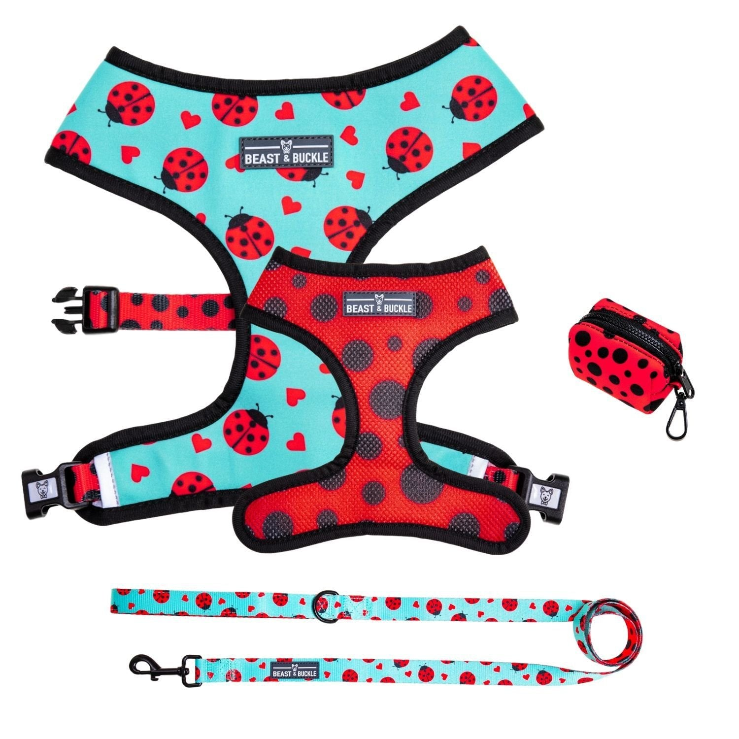 Ladybug Walking Bundle - Beast & Buckle