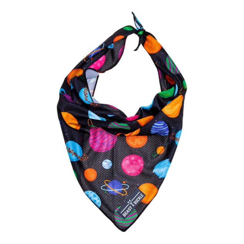 Outer Space Cooling Bandana - Beast & Buckle