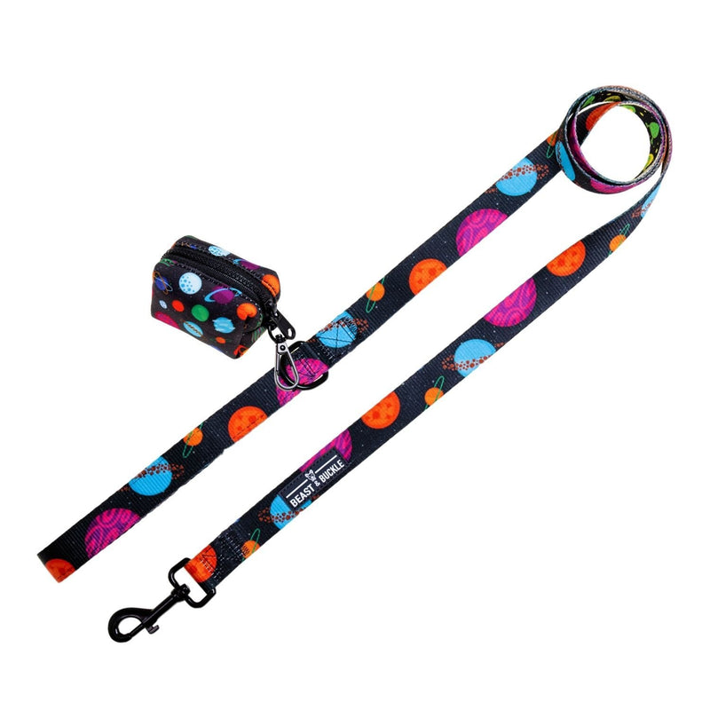 Outer Space Leash Set - Beast & Buckle