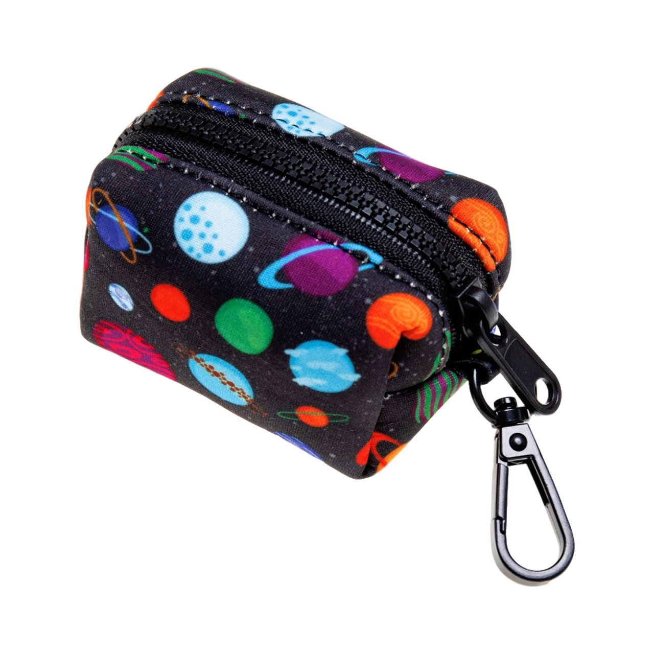 Outer Space Poop Bag Holder - Beast & Buckle