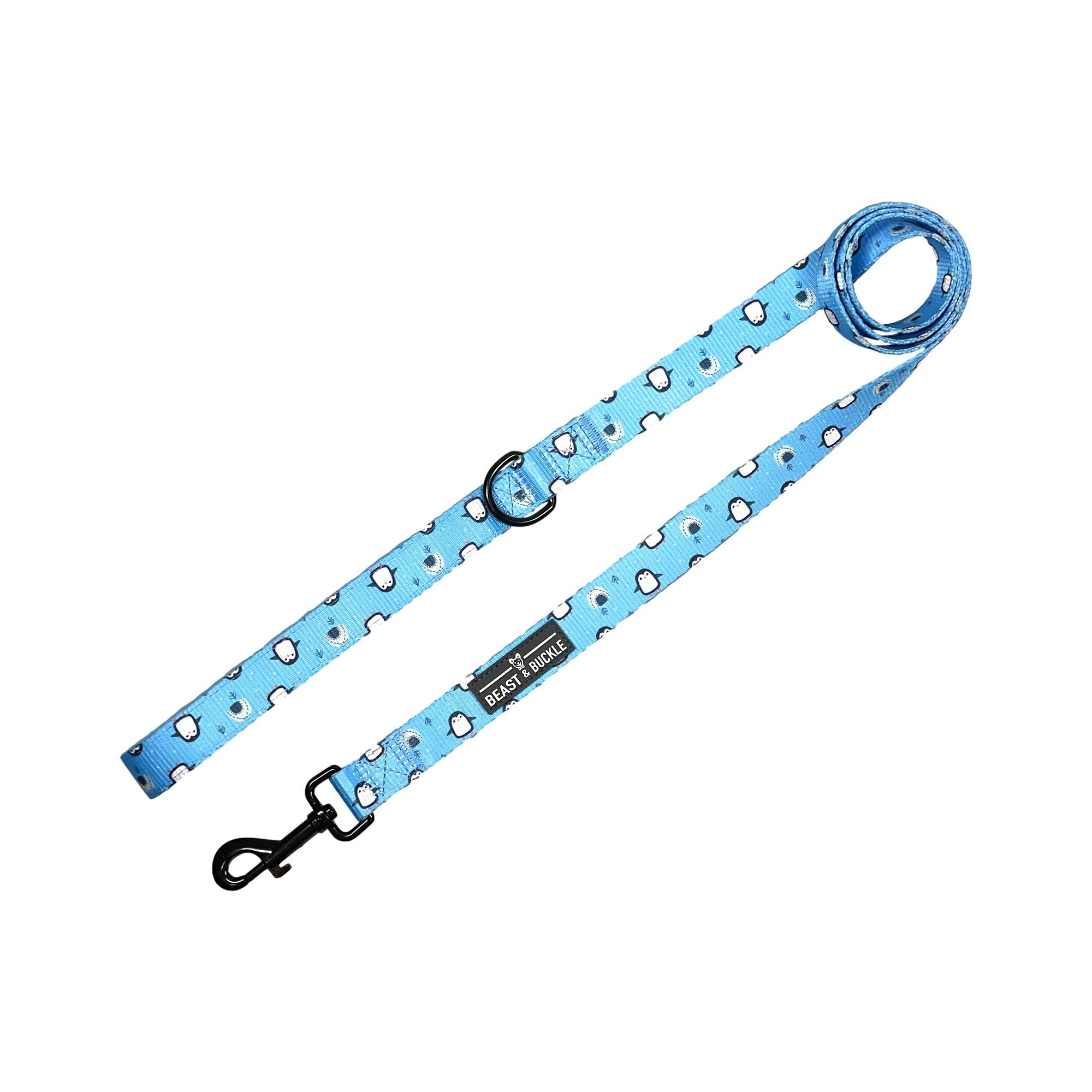 Penguin Dog Leash - Beast & Buckle