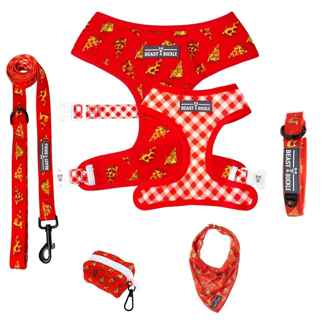 Pizza Collection Bundle - Beast & Buckle