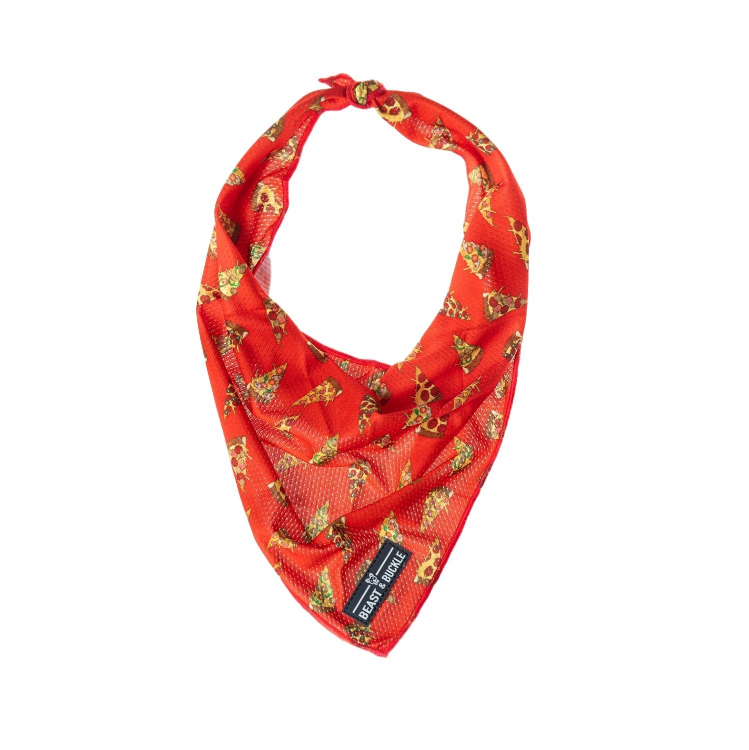 Pizza Cooling Bandana - Beast & Buckle