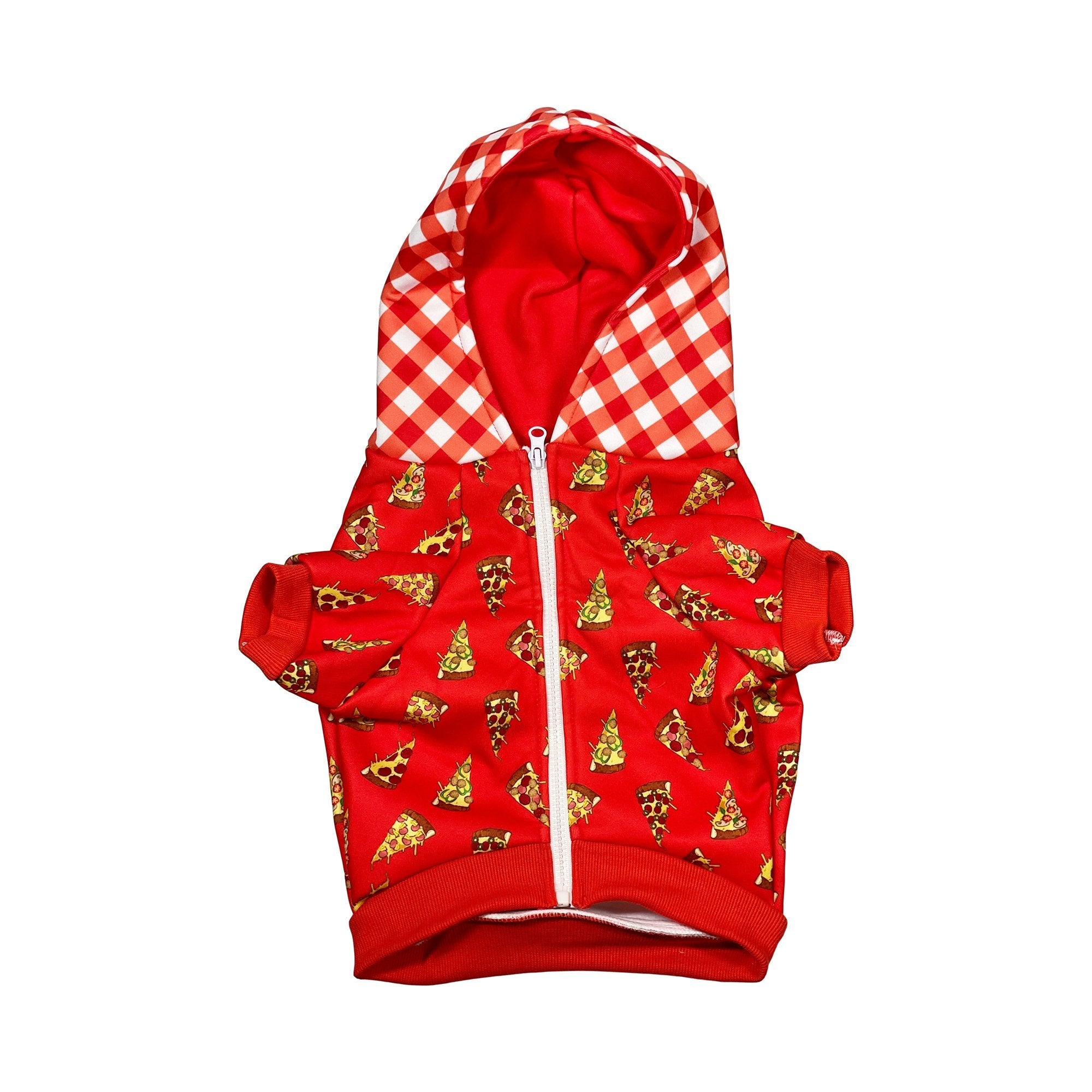 Pizza Dog Hoodie - Beast & Buckle
