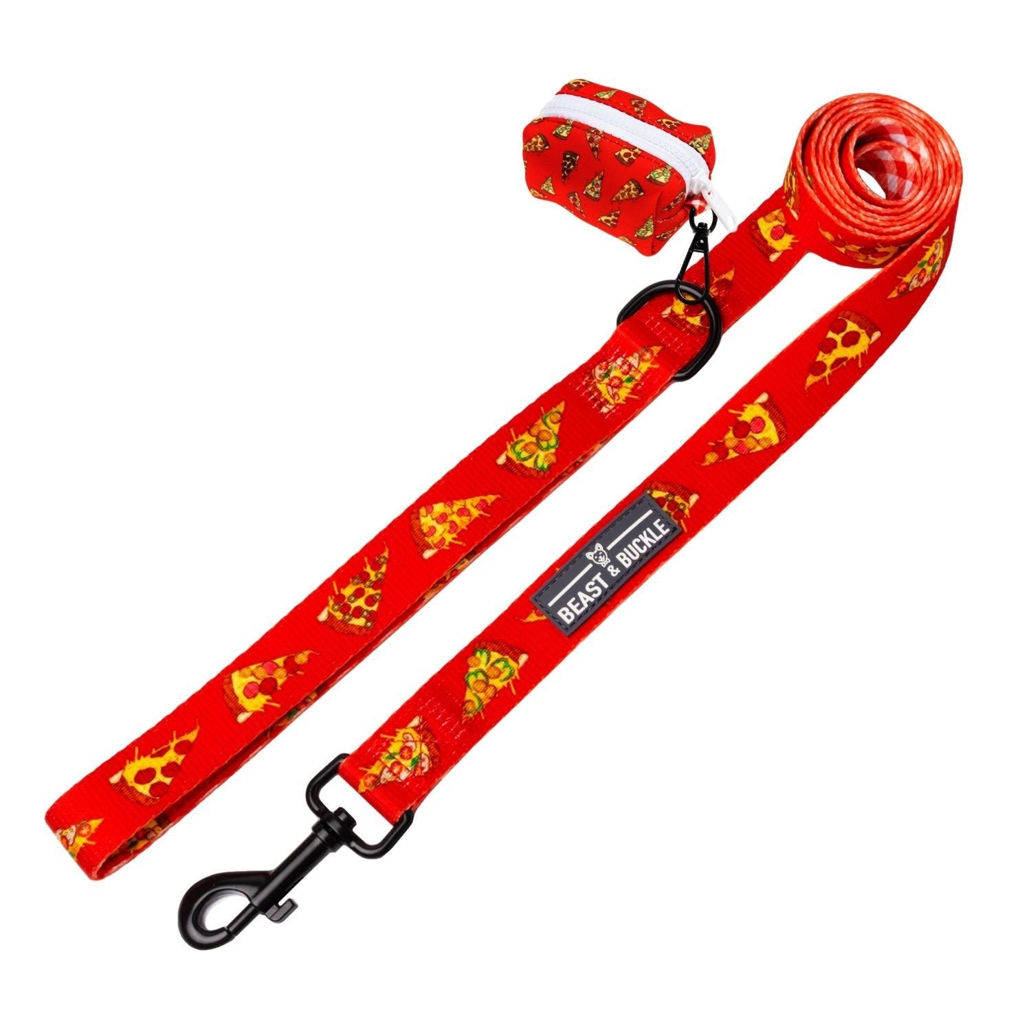 Pizza Leash Set - Beast & Buckle