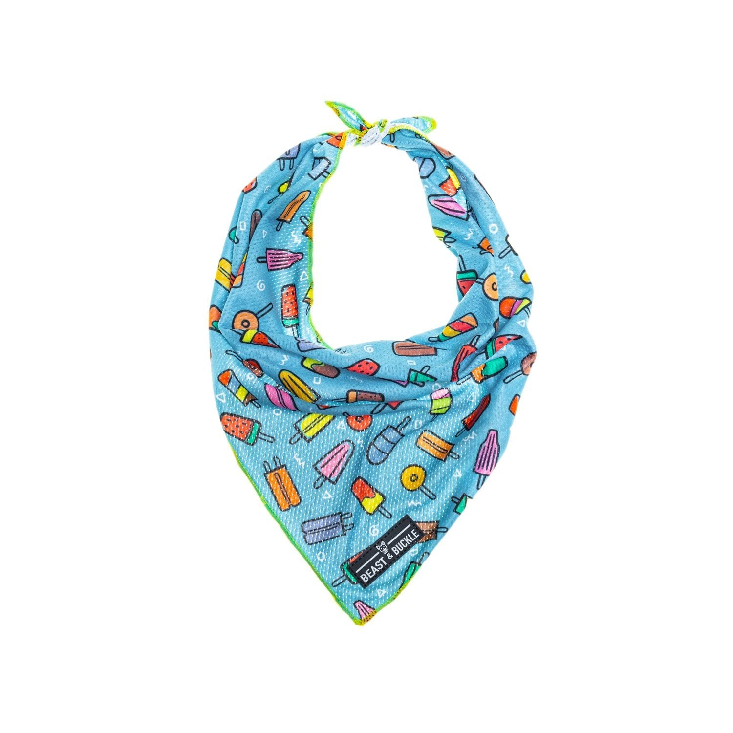 Popsicle Cooling Bandana - Beast & Buckle