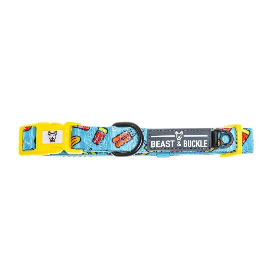 Popsicle Dog Collar - Beast & Buckle