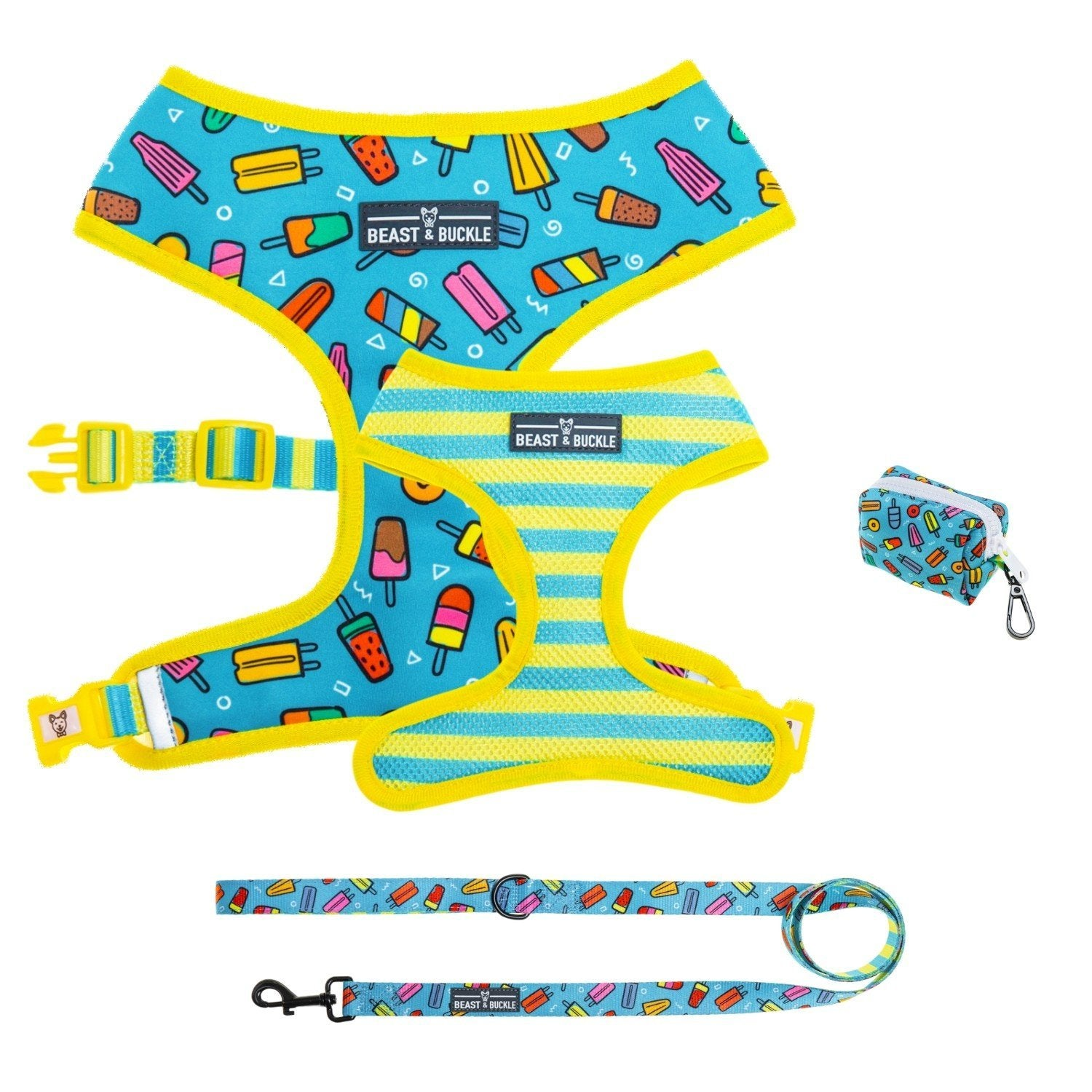 Popsicle Walking Bundle - Beast & Buckle