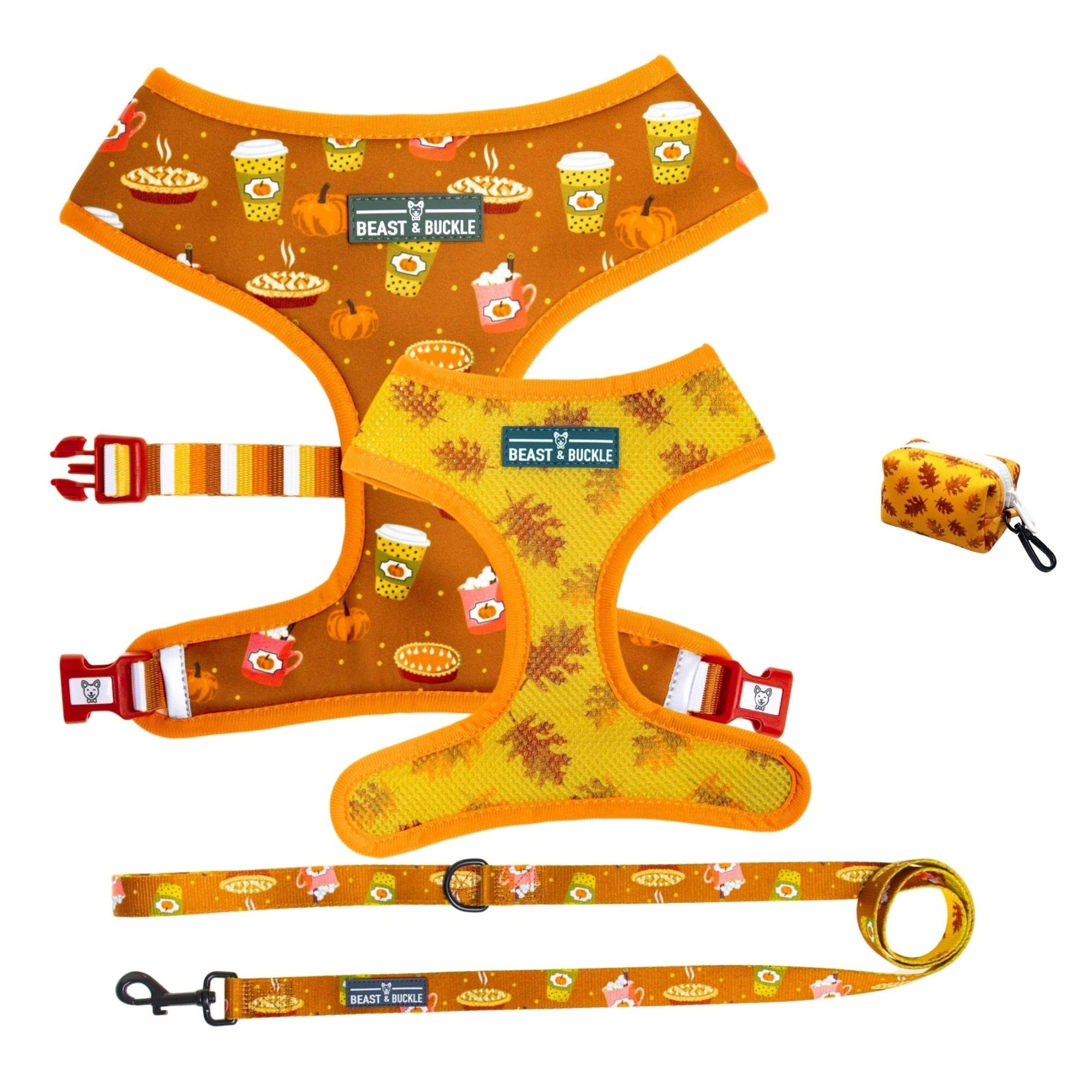Pumpkin Spice Walking Bundle - Beast & Buckle