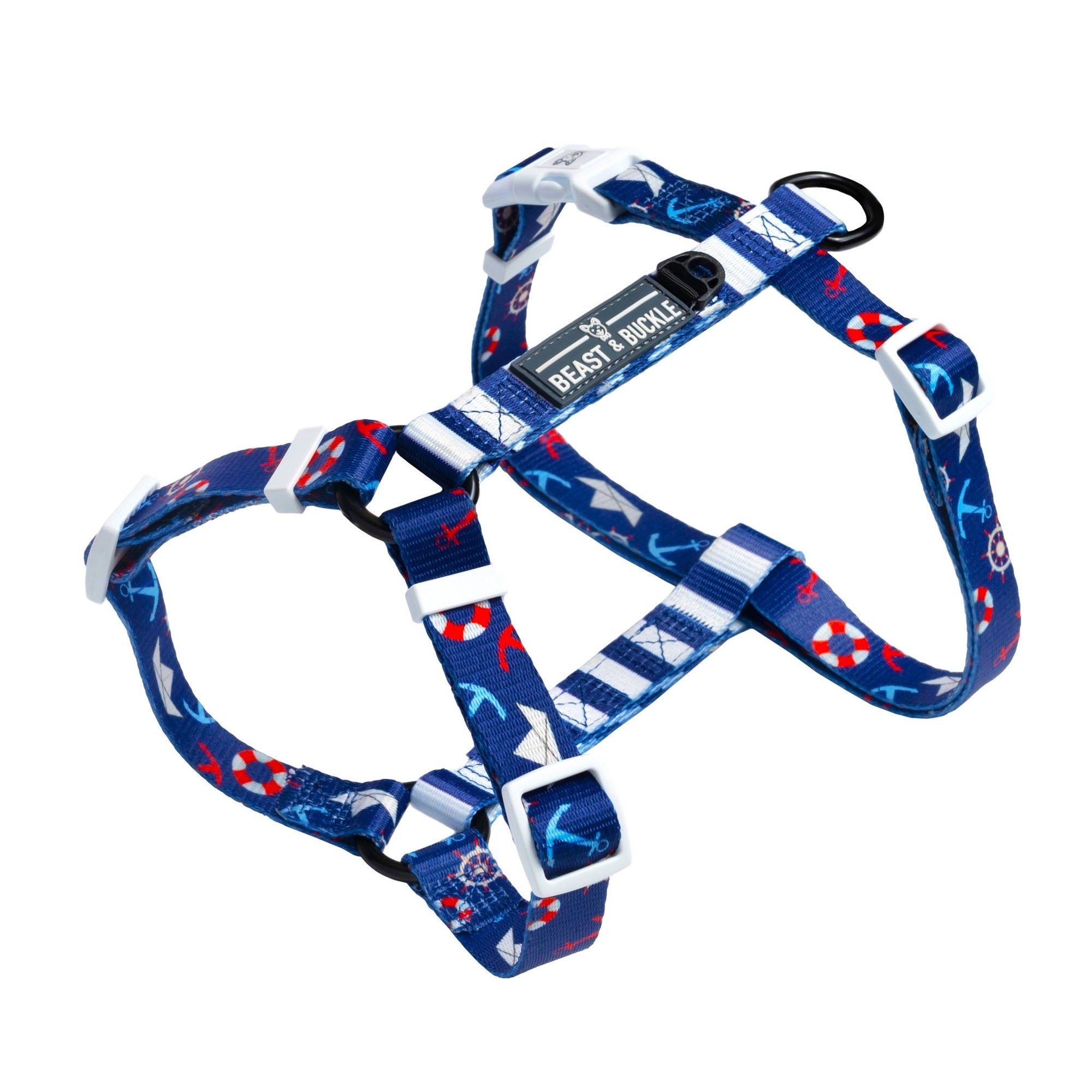 Sailor Strap Harness - Beast & Buckle
