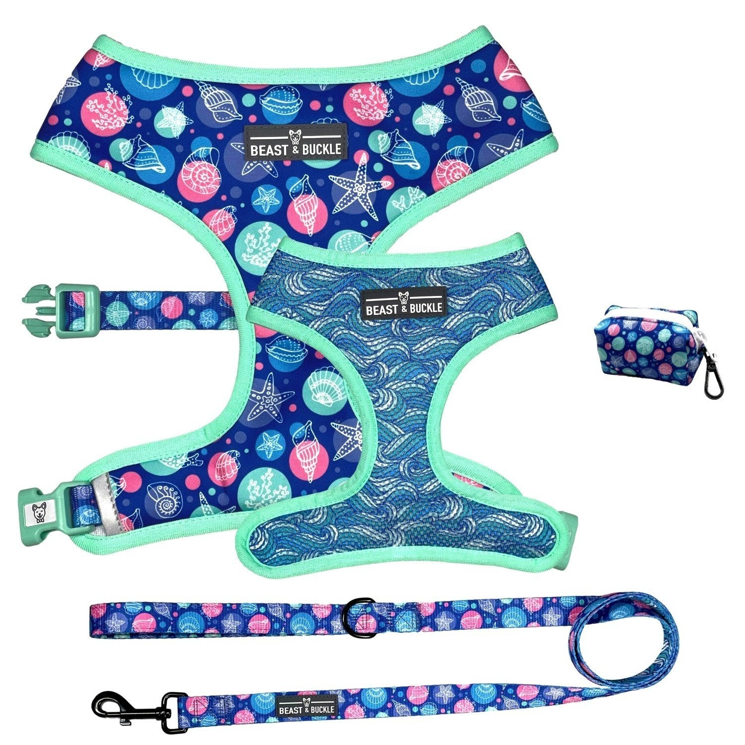 Seashell Walking Bundle - Beast & Buckle