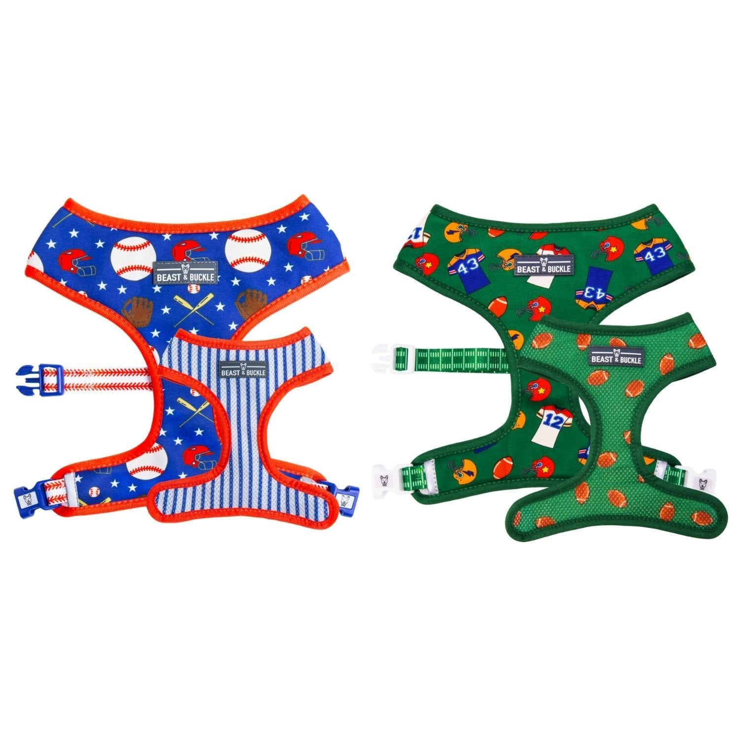 Sports Harness Gift Set - Beast & Buckle
