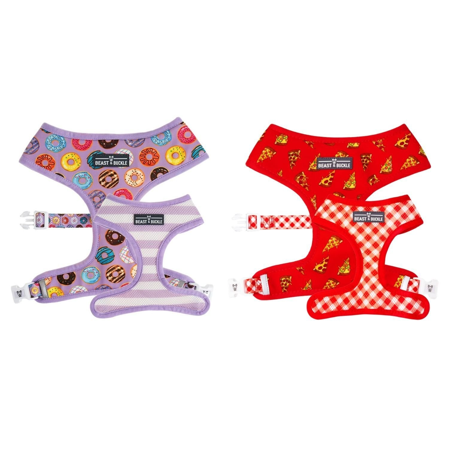 Tasty Treats Harness Gift Set - Beast & Buckle