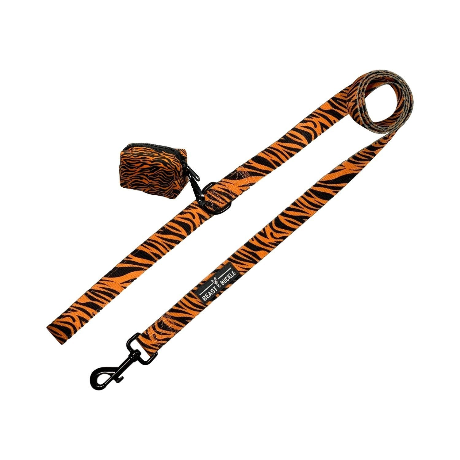 Tiger Leash Set - Beast & Buckle