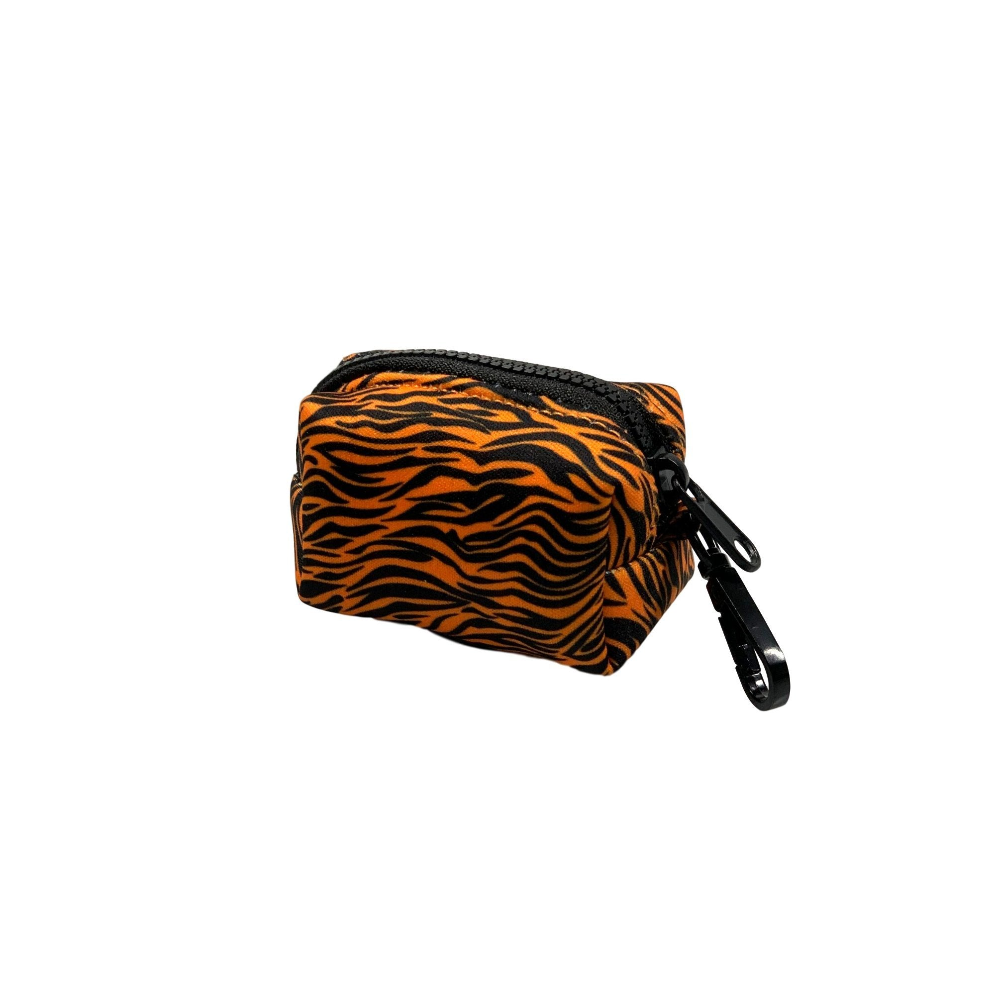 Tiger Poop Bag Holder - Beast & Buckle
