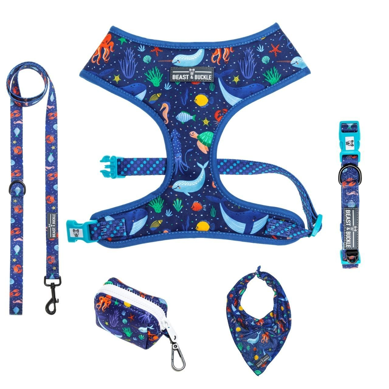 Under the Sea Collection Bundle - Beast & Buckle