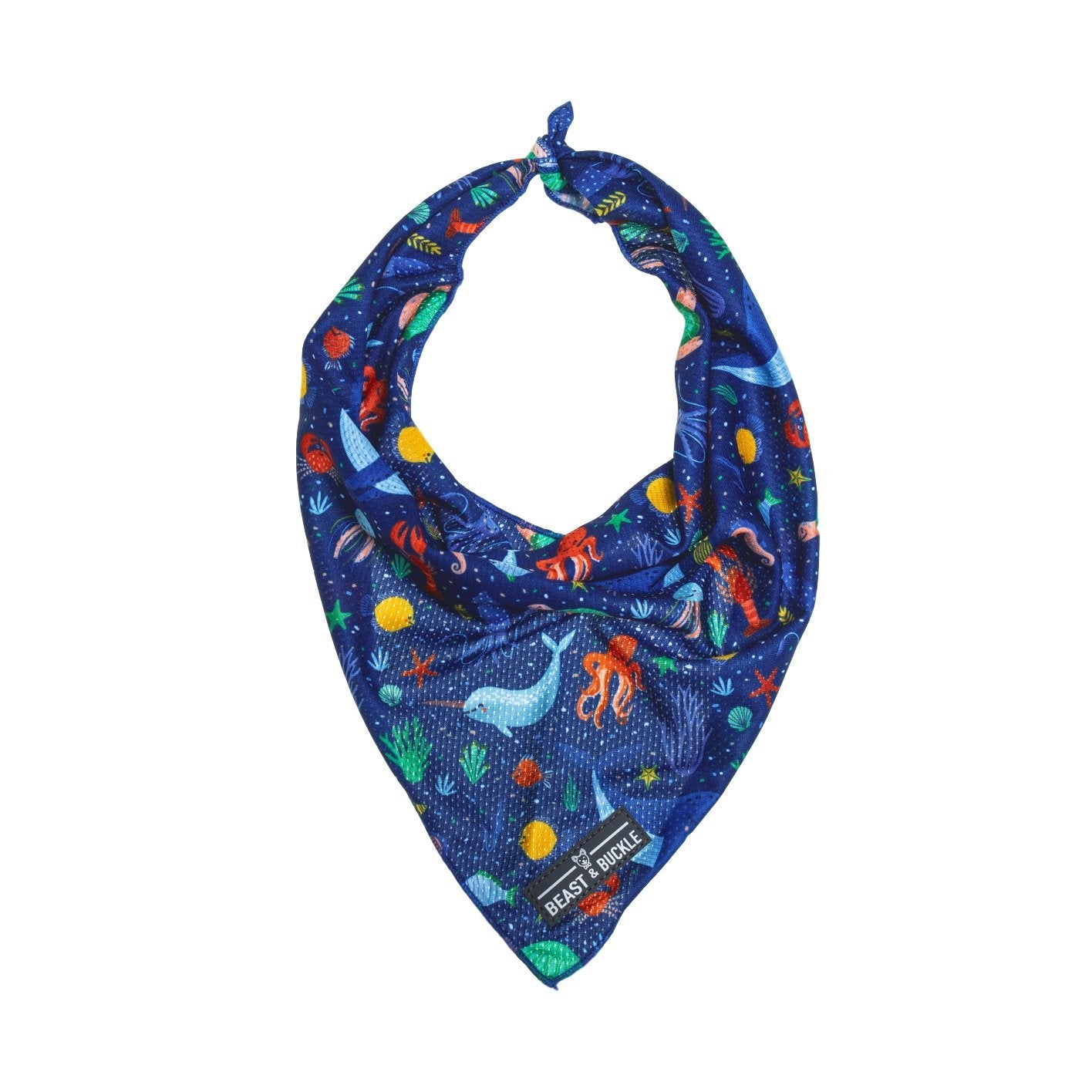 Under the Sea Cooling Bandana - Beast & Buckle