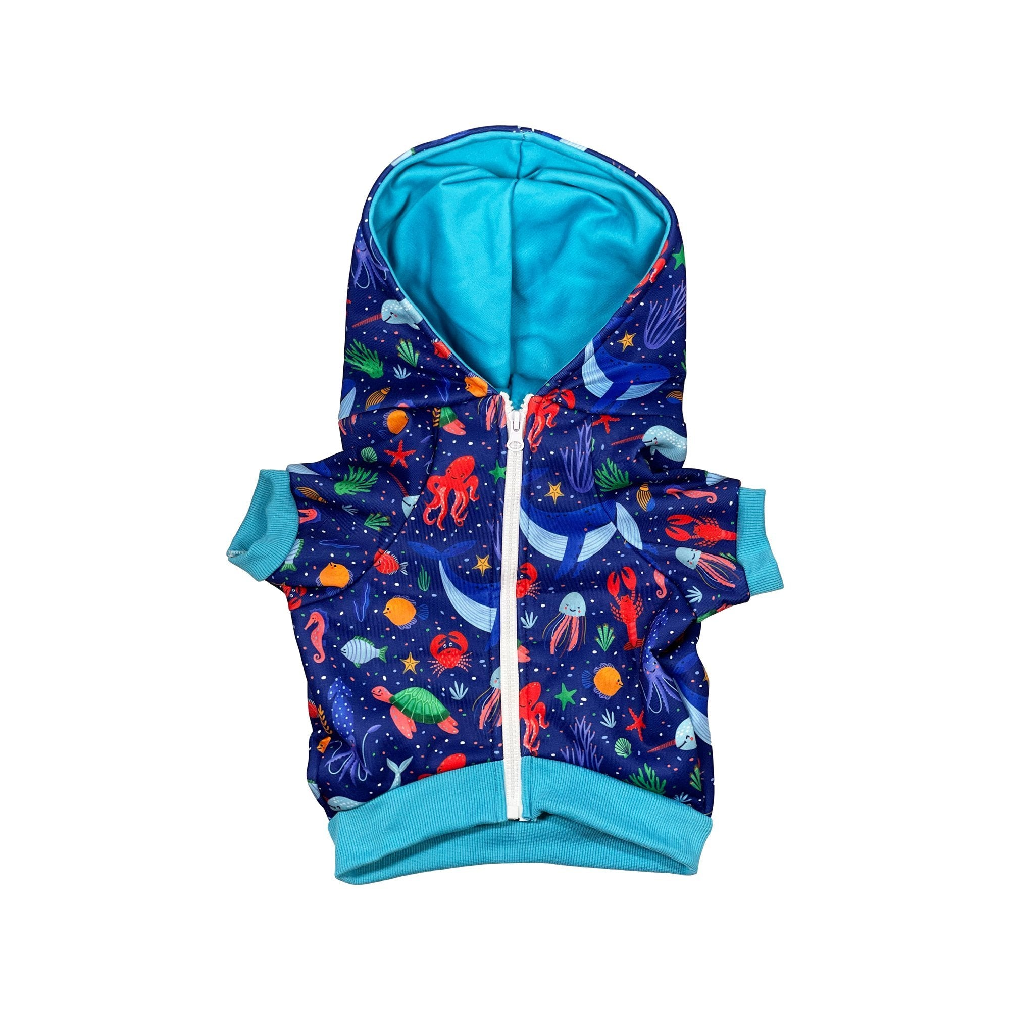 Under the Sea Dog Hoodie - Beast & Buckle