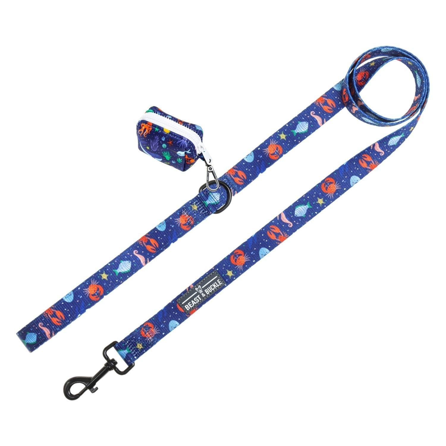 Under the Sea Leash Set - Beast & Buckle