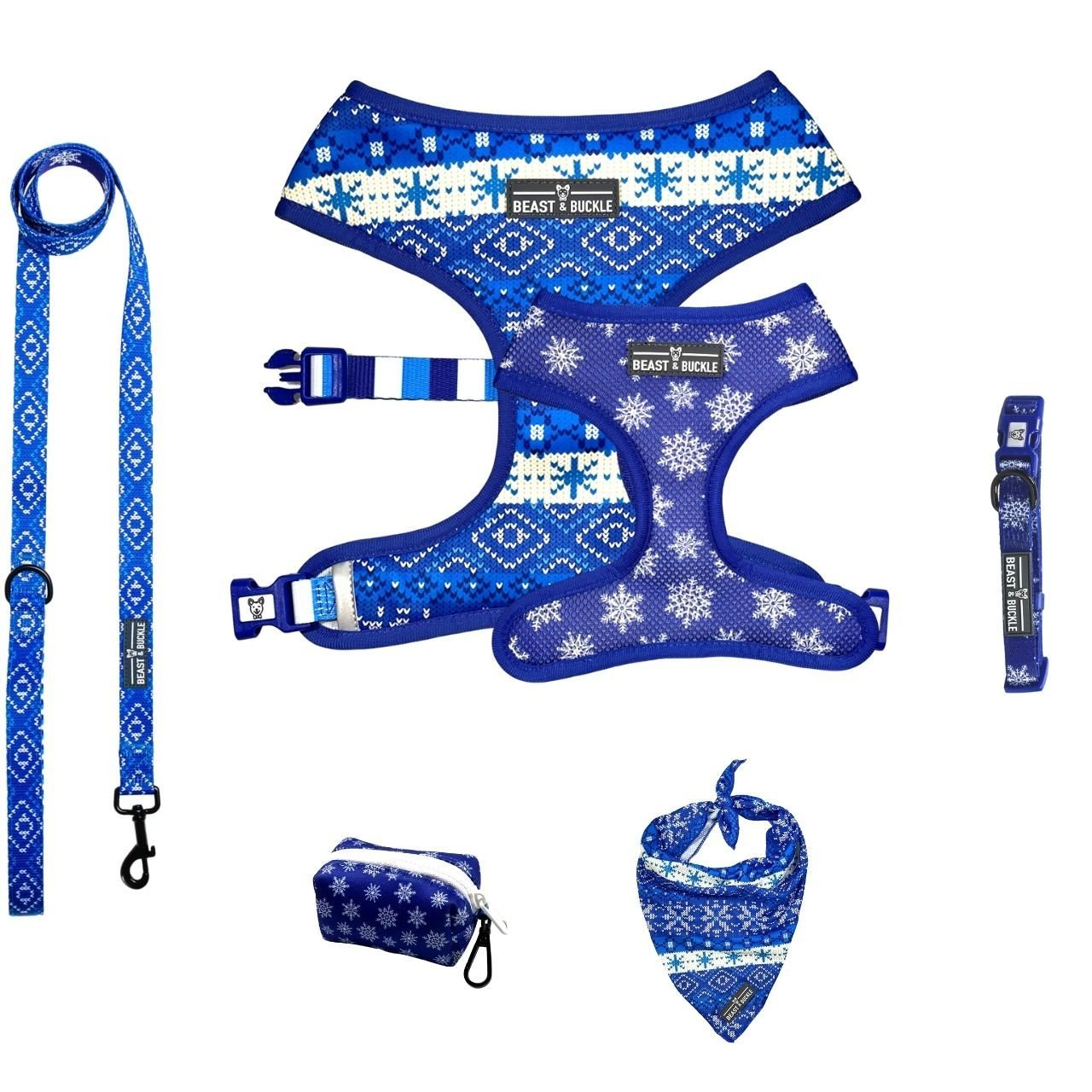 Winter Harness Collection Bundle - Beast & Buckle