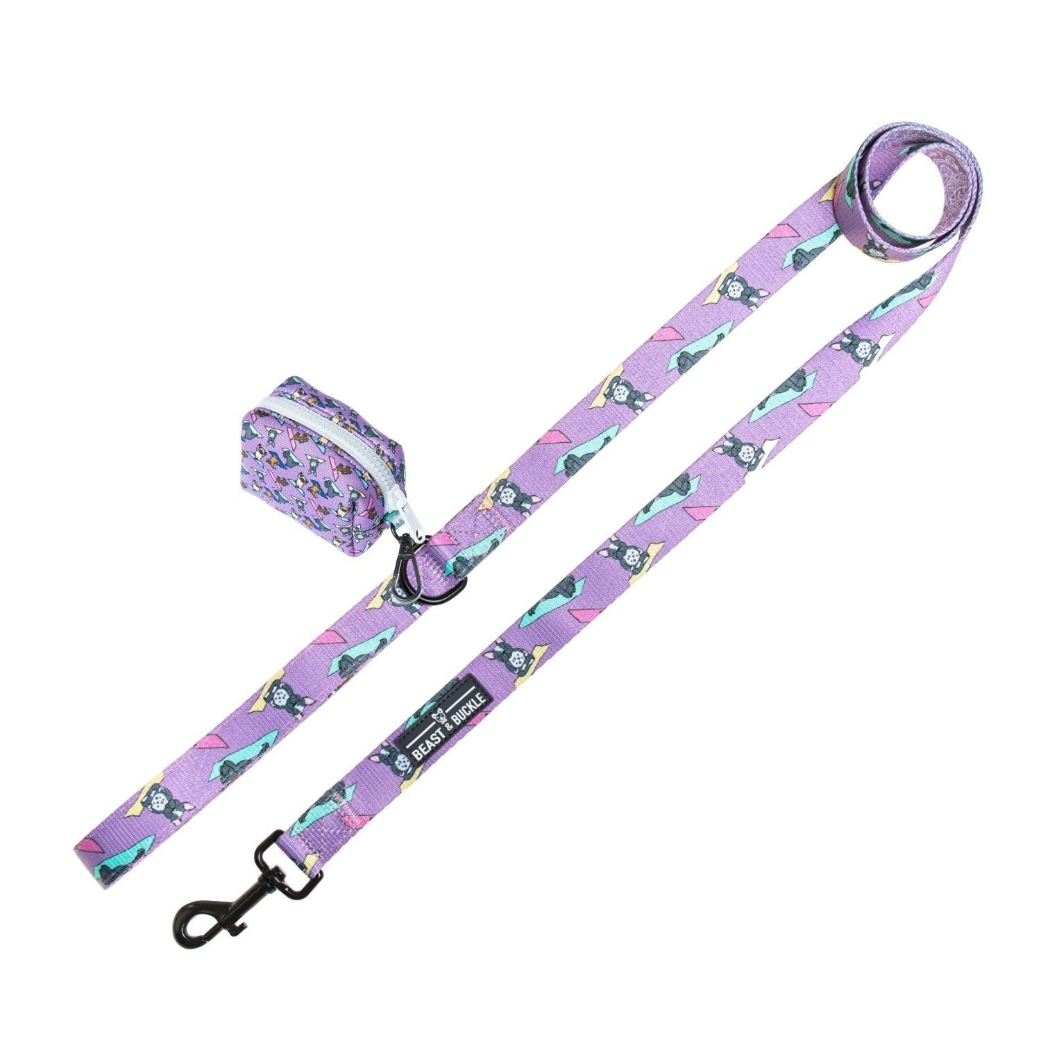 Yoga Leash Set - Beast & Buckle