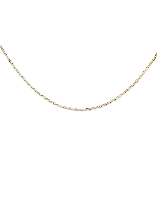 Diamond Cut Cable Chain - Light