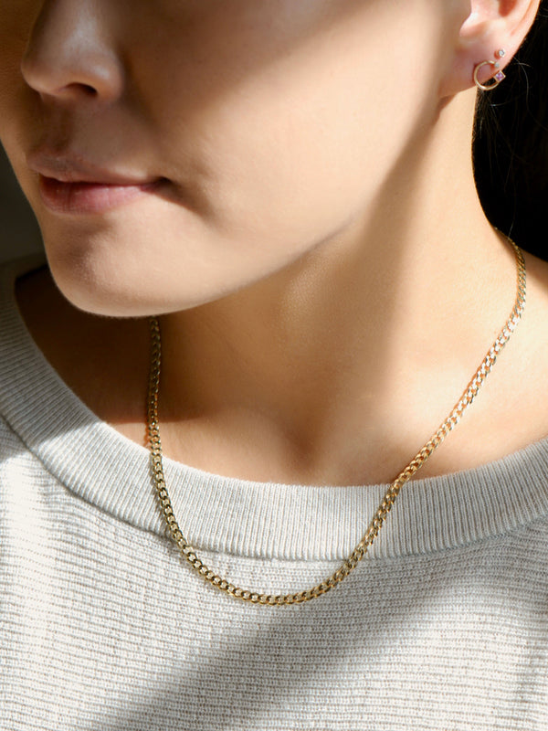 Classic Cuban Link Necklace
