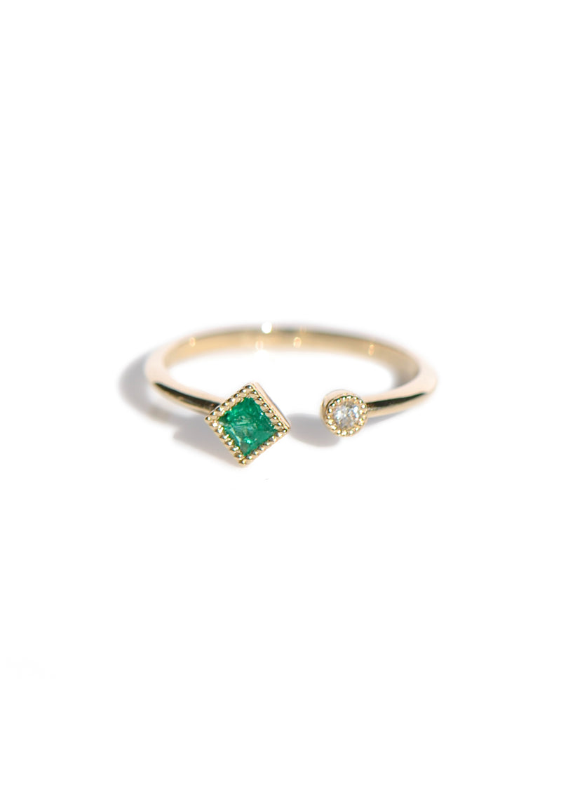 Journey Ring - Emerald
