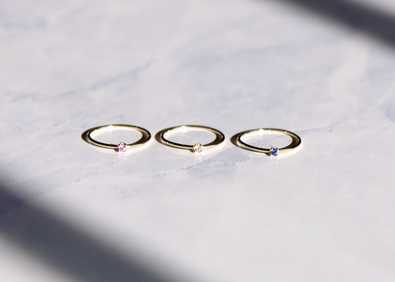 Ultra Fine Ring