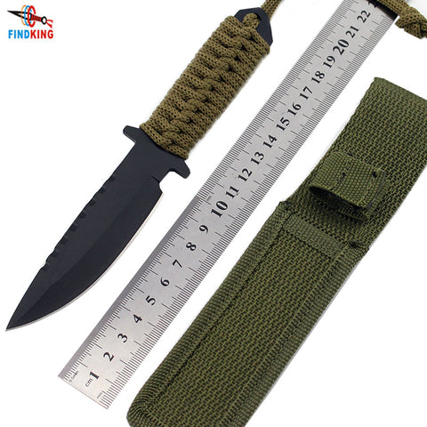 FINDKING 7.5 Inch Tactical Outdoors Knife
