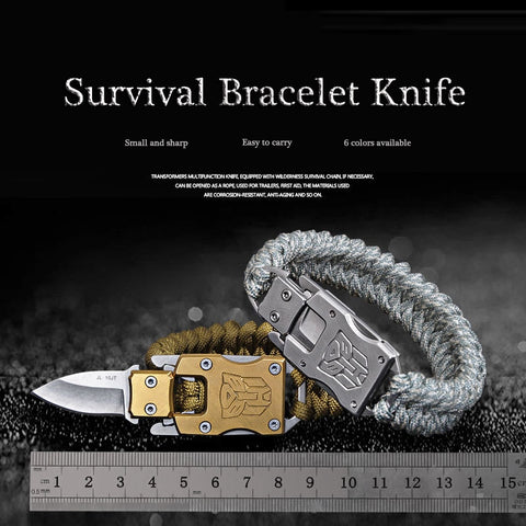 Outdoor Camping Multi-Functional Knife
