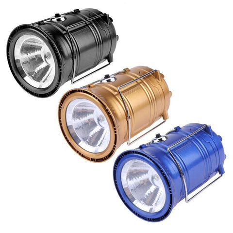 LED Tactical Camping Lantern