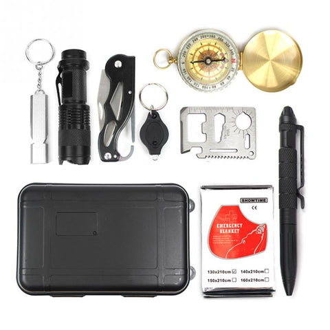 Emergency Survival Professional Gear Kit
