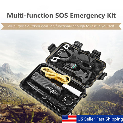 Emergency Survival Gear Kit Mini