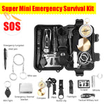 Camping Survival Tactical Equipment Kit Large