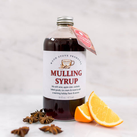 Old Fashioned Mulling Syrup