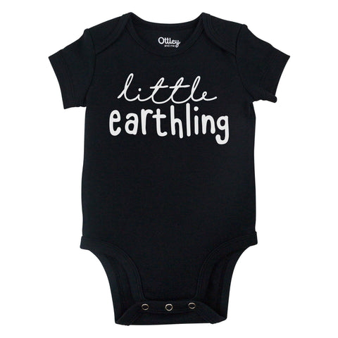 Little Earthling Onesie