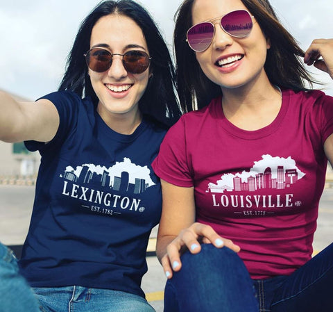 Lexington or Louisville Kentucky Tee