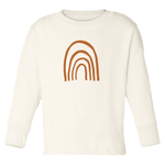 Rust Rainbow Long Sleeve Long or Short Sleeve Tee