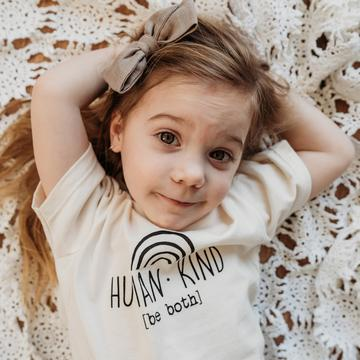 Human Kind Be Both Kids Tee