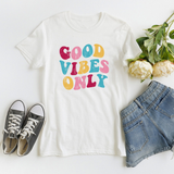 Good Vibes Only Graphic