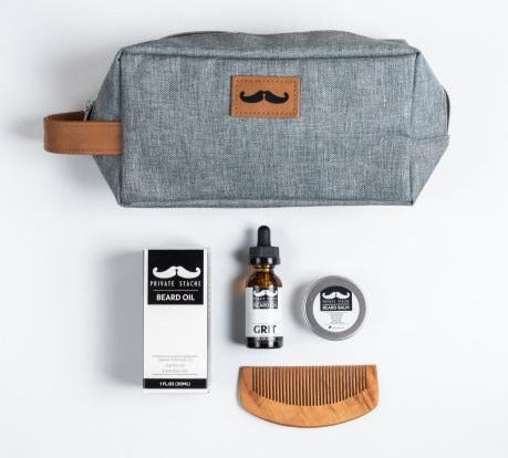 Gentlemen's Beard Grooming Kit
