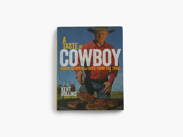 A Taste of Cowboy Cookbook