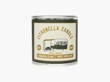 Citronella Travel Candle