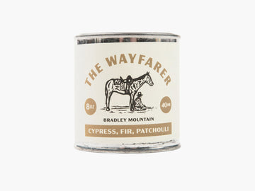 The Wayfarer Candle