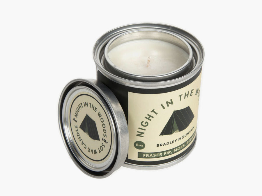 Night In The Woods Travel Candle